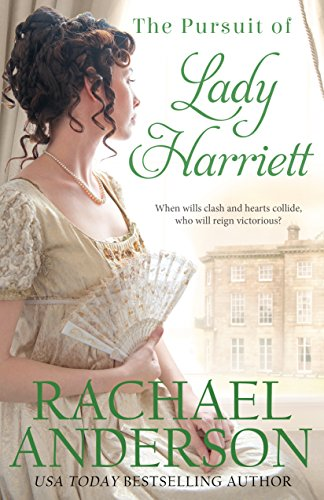 The Pursuit of Lady Harriett (Tanglewood Book 3) cover