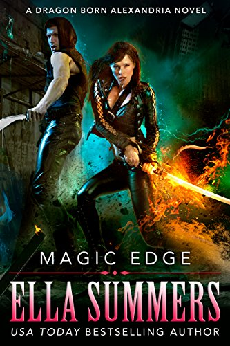 Magic Edge (Dragon Born Alexandria Book - Quick Ella Connect