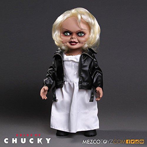 """Bride of Chucky Doll 15"""" - Talking Tiffany"""