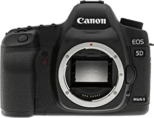 Canon EOS 5D Mark II Full Frame DSLR Camera (Body Only) (OLD MODEL)