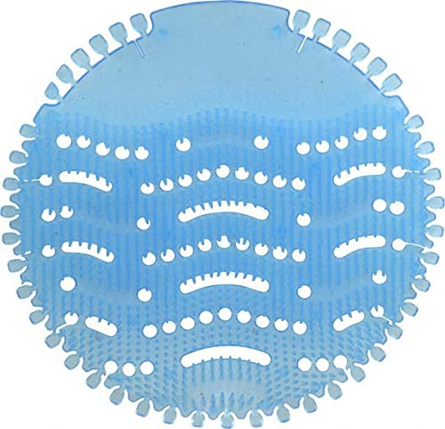Fresh Products - Urinal Screen - Blue, Cotton Blossom Scent - 10 Pack/Case (7 Cases)