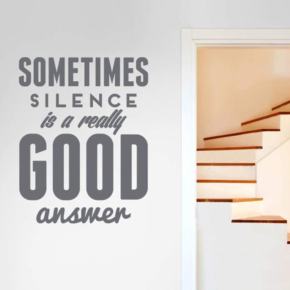 jiushizq A Veces, el Silencio es una Respuesta Realmente ...