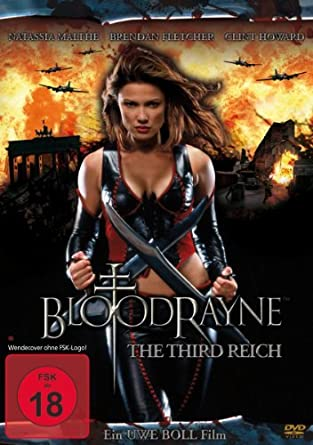 Amazon Com Bloodrayne The Third Reich Movies Tv