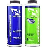No-Toil Evo Filter Oil & Cleaner (2pk) for