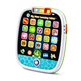 LeapFrog My First Learning Tablet, White and green, Great Gift For Kids, Toddlers, Toy for Boys and Girls, Ages 1, 2, 3