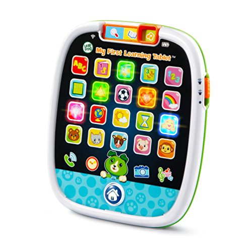 51kqxK929WL - LeapFrog My First Learning Tablet, Black