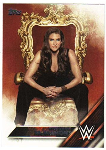 2016 Topps Wwe Series 2 Then Now Forever Wrestling  146 Stephanie Mcmahon