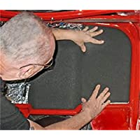 HushMat 663023 Sound and Thermal Insulation Kit (1981-1982 Dodge Ram Club Cab Doors)