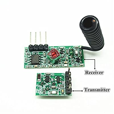 ESP8266 or Arduino for DIY Security System with Home