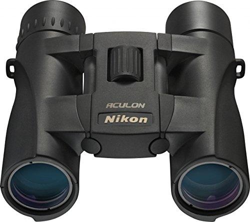 Demo,Nikon A30 10x25 Binocular, Black 8263B
