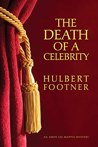 book cover of The Death of a Celebrity