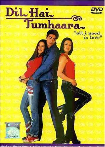 Dil hai tumhaara 2002 hindi 720p hdrip 1. 2gb |.