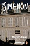 img - for Maigret's Failure (Inspector Maigret) book / textbook / text book