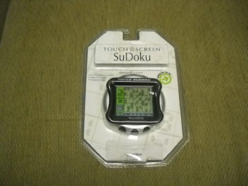 Excalibur Touch Screen SuDoku by Excalibur