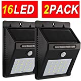 HOMEAN 16LED Promotion Limited-days Only Upgraded Super Bright Solar Motion Light Weatherproof Outdoor Solar Light Wireless Solar Motion Security Light Solar Motion Activated Security Light