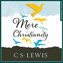 Mere Christianity Audiobook by C. S. Lewis Narrated by Geoffrey Howard