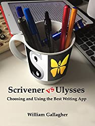 Scrivener vs Ulysses: Choosing and Using the Best Writing App
