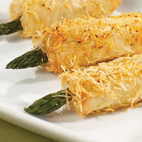 Kansas City Steaks 22 Crispy Asiago Asparagus.45 oz each