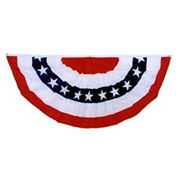 Amazon.com: 6' American Flag Bunting: Toys & Games