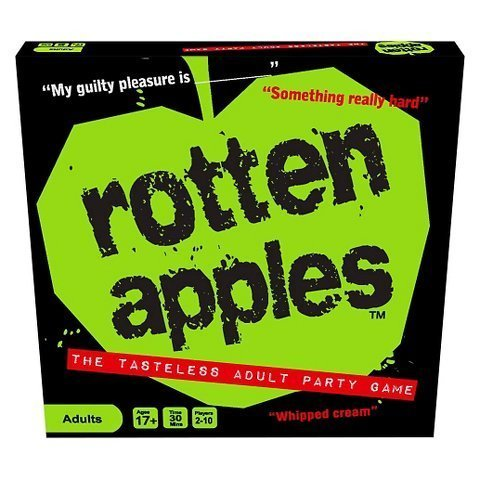 New Rotten Apples Adult Party Game, best board games for adults