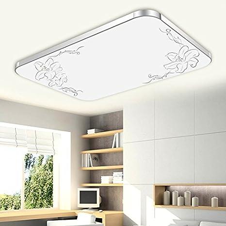 SDKKY Navidad LED, lámparas de techo, moderno, sencillo ...