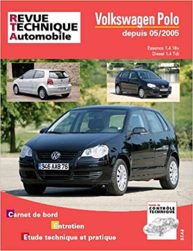 Rta B721.5 Vw Polo 05/05> Ess 1,4 16v et 1,4 Tdi: Amazon.es: Etai ...