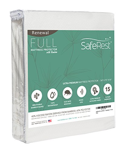 SafeRest Renewal Derived Mattress Protector