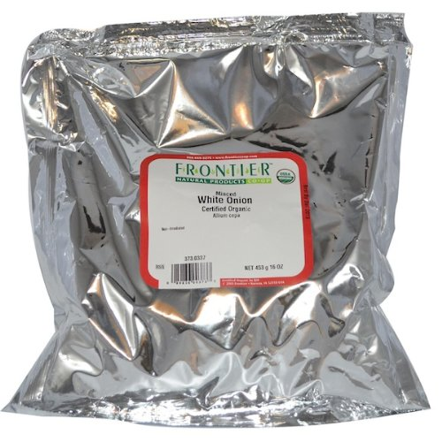 Frontier Natural Products 373 Onion Minced, by Frontier