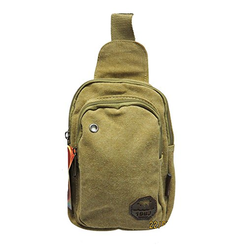 Mens Bag Chest Travel Backpack Bicycle Womens Small Sling Hiking Camel PfAqxSPrw