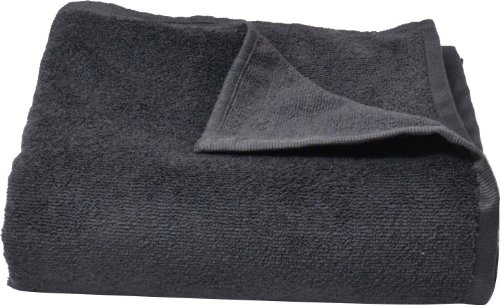 UPC 008889008261, PRO Microfiber Bath Sheet Yoga Mat Towel, Steel Grey