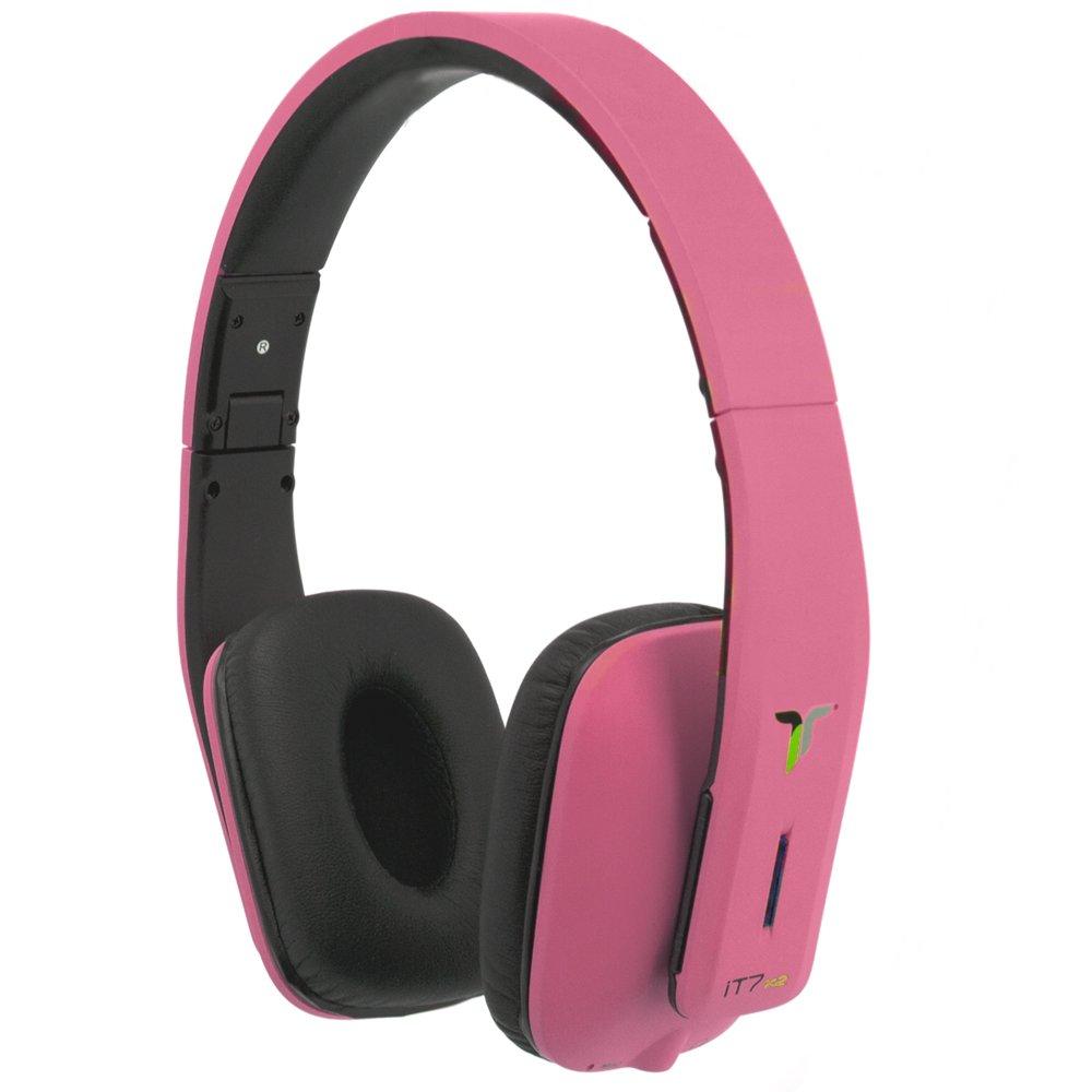 it7x2 foldable wireless bluetooth headphones with near field communication nfc ebay. Black Bedroom Furniture Sets. Home Design Ideas