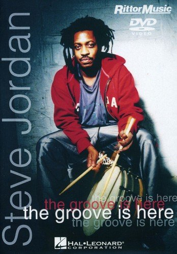 DVD : Steve Jordan - Groove Is Here (DVD)