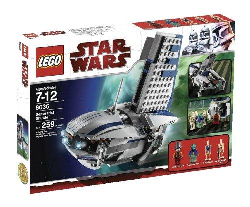 - LEGO Star Wars Separatists Shuttle (8036)