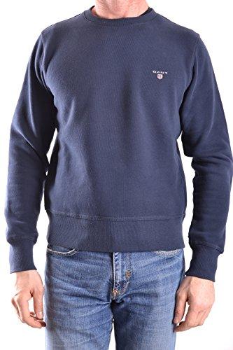 Gant Herren MCBI131112O Blau Baumwolle Sweater