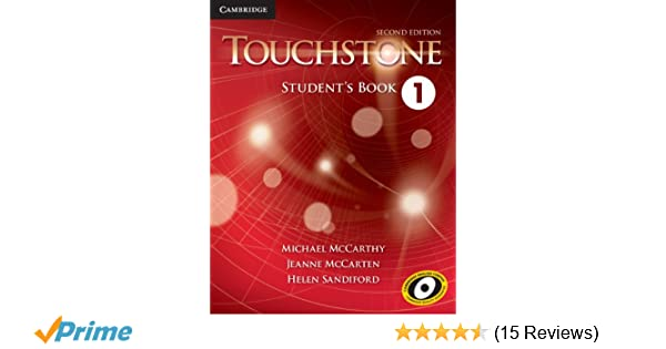 Touchstone level 1 students book michael mccarthy jeanne touchstone level 1 students book michael mccarthy jeanne mccarten helen sandiford 9781107679870 amazon books fandeluxe Gallery