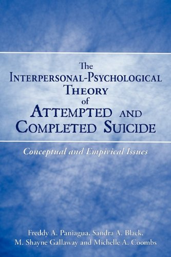 The Interpersonal-Psychological Theory of Attempted and Completed Suicide: Conceptual and Empirical Issues