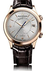 Jaeger LeCoultre Mens Master Memovox Watch Q1412430