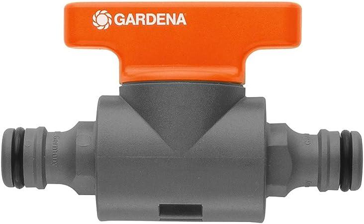 Gardena 2942-20 Regulierstop Anschlussteil Absperrung Bewässerung Garten Zubehör