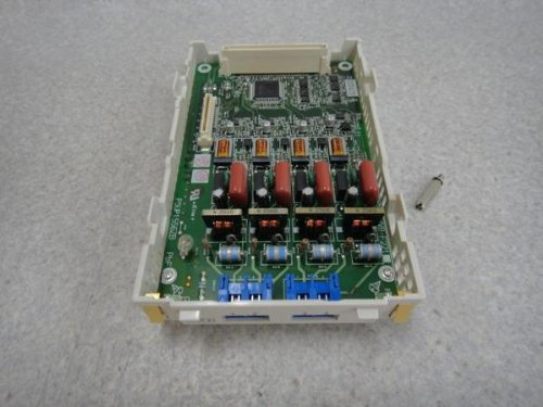 VB-F220 パナソニック La Relier ラルリエ 4回線アナログ外線ユニット [オフィス用品] [オフィス用品]   B00JGRLL5Q