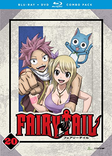 Fairy Tail: Part 20 [Blu-ray]