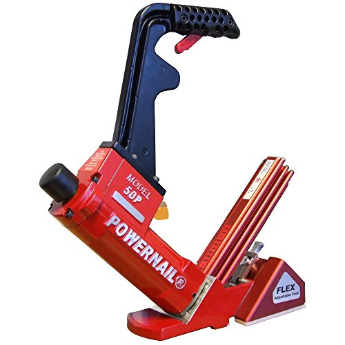 Powernail 50P Flex 18 Gauge Pneumatic Hardwood Flooring Nailer