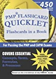 PMP Flashcard Quicklet: Flashcards in a Book for Passing the PMP and CAPM Exams