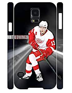 Hybrid Individualized Trendy Men Pattern Hard Cell Phone Protective Case for Samsung Galaxy S5 I9600