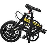 SWAGCYCLE EB5 Plus Folding Electric Bike with