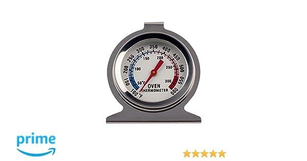 Compra Termometro para Horno de Piedra Barbacoa o Convencional ...