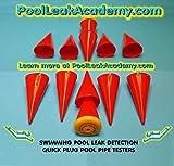 Swimming Pool Leak Detection DYE Testing
