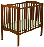 Delta Fold Away 3-in-1 Portable Crib – Cherry For Sale