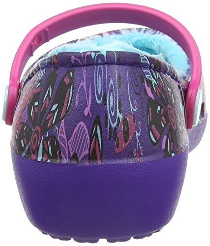 Pictures of Crocs Karin Graphic Lined Clog Mary Jane ( 7