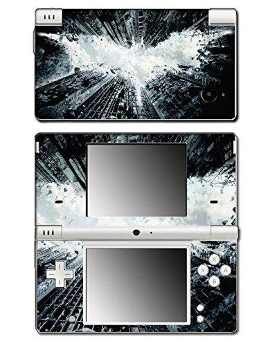 Batman Begins Dark Knight Rises Arkham City Video Game Vinyl Decal Skin Sticker Cover for Nintendo DSi System (Rise Batman)