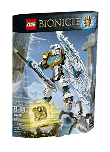 LEGO-Bionicle-Kopaka-Master-of-Ice-ToyDiscontinued-by-manufacturer